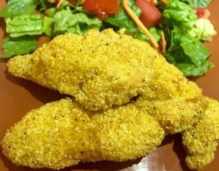 Gluten Free Chicken Tenders