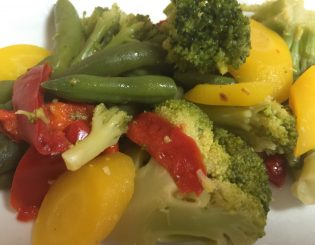 capri vegetable blend