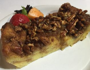 praline french toast bake